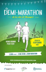 Demi-marathon de la Côte de Beaupré